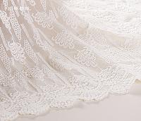 Cotton mesh lace code