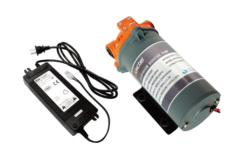 24V/DC Diaphragm Water Booster Pump for RO Systems