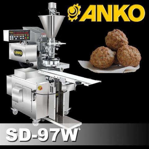 Electric factory albondigas meatballs machine