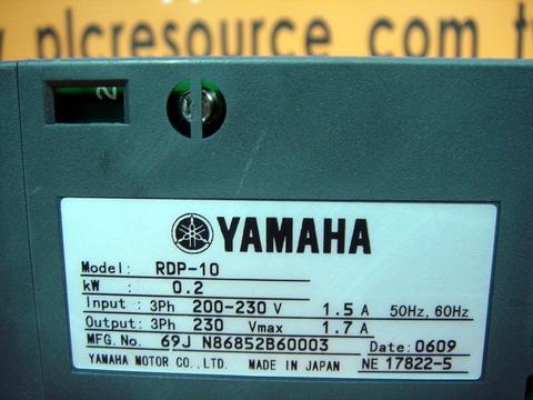 Taiwan YAMAHA RDP驅動器 RDP-10 | Taiwantrade