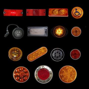Truck Tralier Bus Light( Combination Light, tail light, turn light, Side marker light, room light, work light)reflector,roadway safety,k-lite,auto parts,vehicle,bus,car,lighting,LED light,electrofor