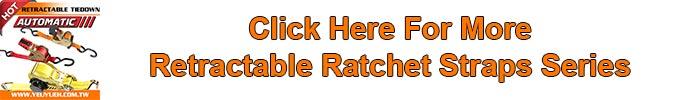 Retractable Ratchet Straps