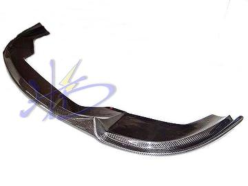 CARBON FIBER BMW E60 M-TECH FRONT LIP HG