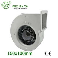High speed industrial centrifugal blower fans