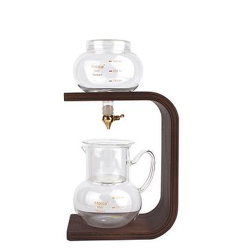 400ml Cold Brew, Drip, Dripper Coffee Maker CLASSIC
