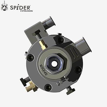 fixed center extrusion crosshead