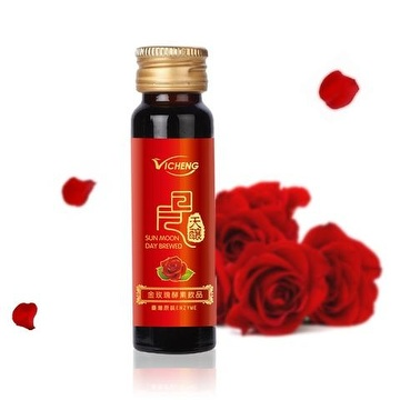 Rose Enzyme Drink Anti-aging Beauty
