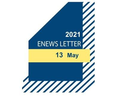 【E-Newsletter】Issue May 2021