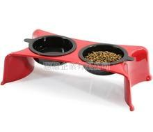 Two Food Bowls for Water and pet Food