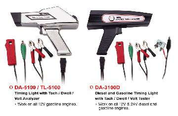 Diesel & Gasoline Timing Lights