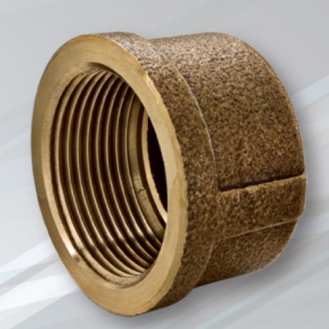Taiwan OY CAST PIPE FITTING - BRONZE Female Cap | Taiwantrade