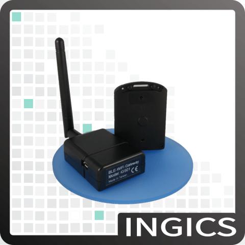 Taiwan Bluetooth WiFi sensor beacon tag gateway for human / object