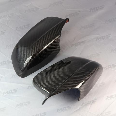 Carbon Fiber Side Mirror Covers for BMW 5 Series