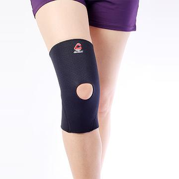 NEOPRENE KNEE SUPPORT ( OPEN KNEECAP )