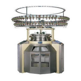 High Speed Fleecy Circular Knitting Machine