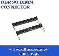 STANDARD DDR3 SO DIMM CONNECTOR