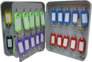 Taiwan Key Cabinet, Key Box, Key Holder | SHENG SHIUH METAL CO., LTD. |  Taiwantrade.com