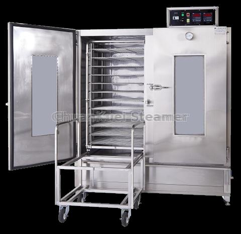 CKE-602 Trolley type of Proofer fermentation (Twin doors)