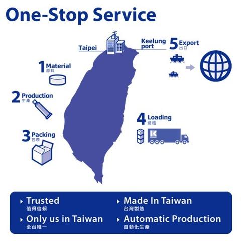 Taiwan KRONYO TBP-16 co2 cylinder gas pipe tire seal string