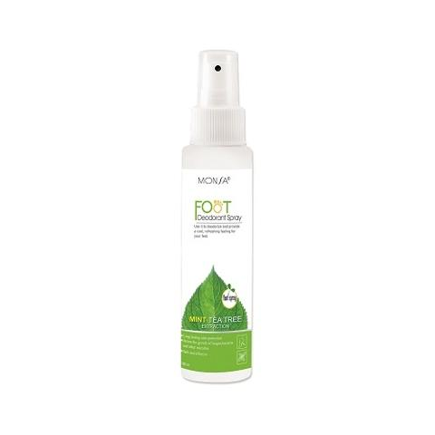 foot antibacterial spray