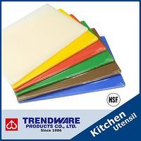 color coded PE cutting board