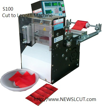 Cut-to-Length Machine (belt cutting m/c)
