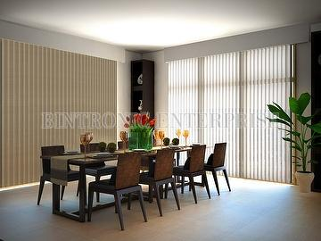 motorized vertical blinds insulated motorized vertical blinds bintronic taiwan taiwantradecom