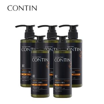 [copy]CONTIN ENZYME PLANT EXTRACT SHAMPOO (300ml *5)