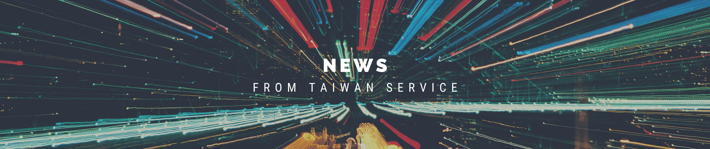 News from Taiwan Service