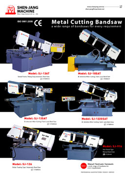 MANUAL&AUTOMATIC HORIZONTAL BANDSAWS