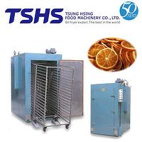 High Working Industrial Box Type Mushroom Drying Machinery