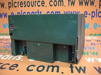 SIEMENS POWER SUPPLY STABILIZED 120/230VAC 24VDC 10AMP 6ES7 307-1KA00-0AA0