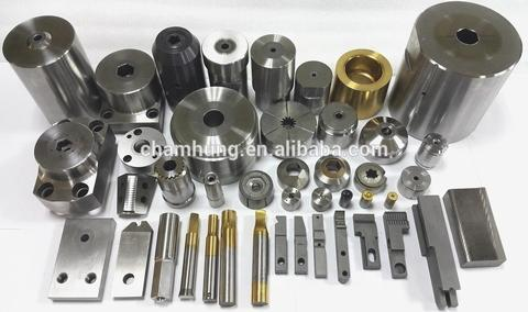 Taiwan High Quality Customized Coating Forging Mould Parts