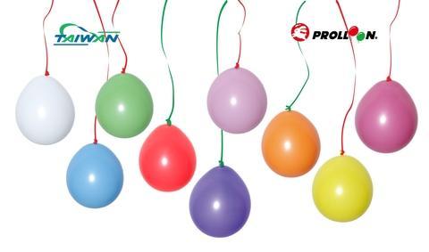 最愛氣球顏色