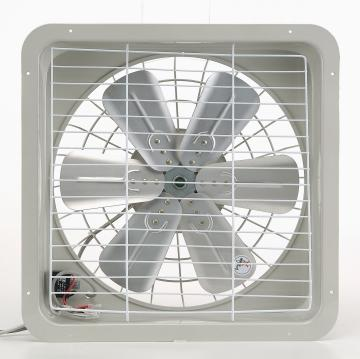 Household Type Wall Mounted Exhaust / Drawing Fan-Metal Blades