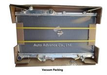 WRX performance radiator full aluminum 3-row core