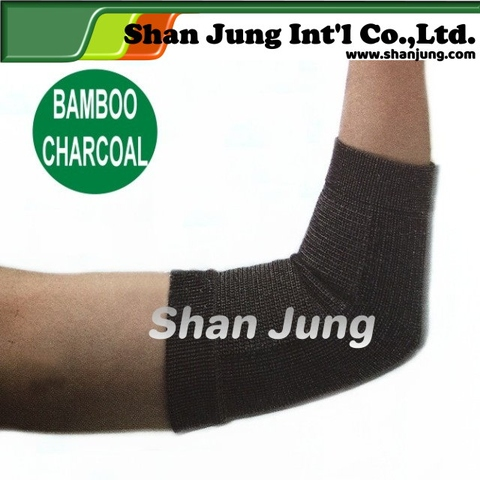 Bamboo Charcoal Elbow Supports