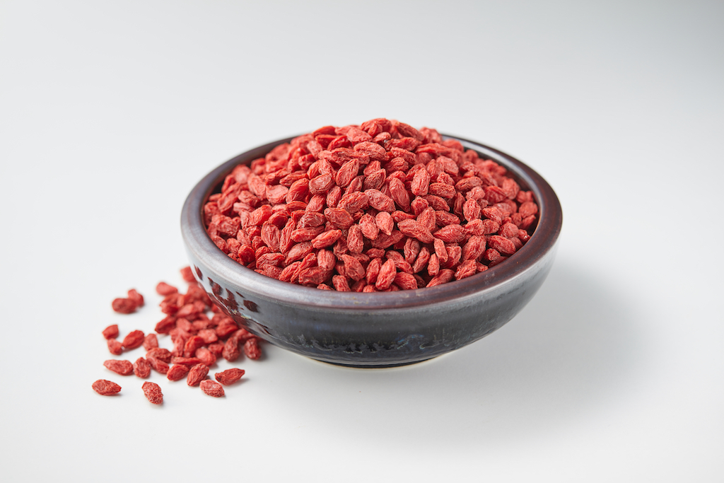 Health Food Power Goji Dried Goji Berries In Taiwan