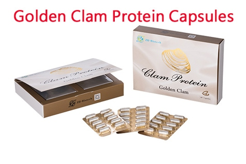 Protein  Golden Clam