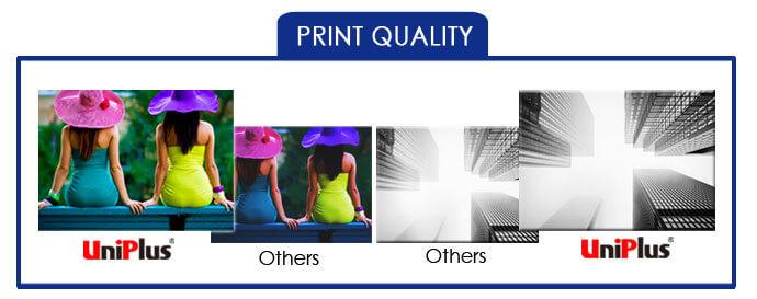 print quality-excellent-Uniplus