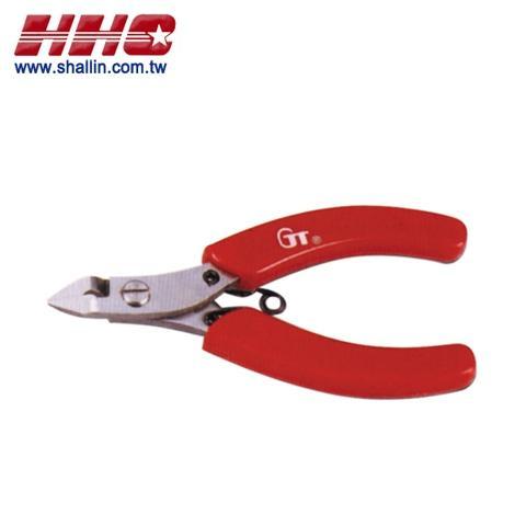 """(4 1/2)"""" Side cutter plier, stainless steel"""