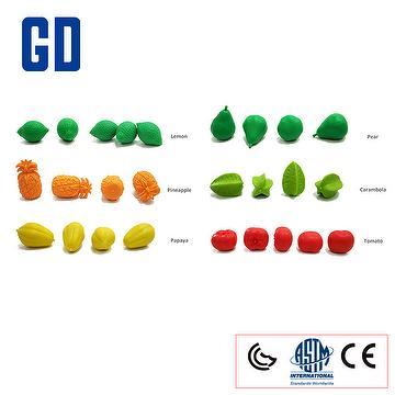 96PCS six kinds of fruit set