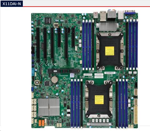 Supermicro MBD-X11DAi-N-B (Bulk) Motherboard