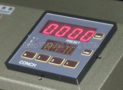 CF-360 Loose Radial Lead Cutter with LED counter, trimmer