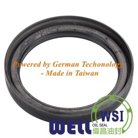 Taiwan WSI Oil Wheel Seal / Oil Bath Seal / PTFE seal