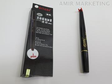 Super Thin, Press Liquid Eyeliner Pen