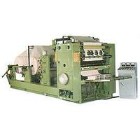Tissue Paper Making and Converting/Packing Machine