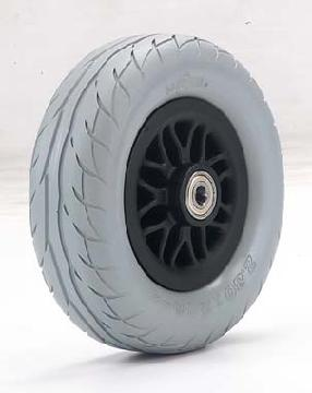 Durable & Comfortable PU Solid Tires