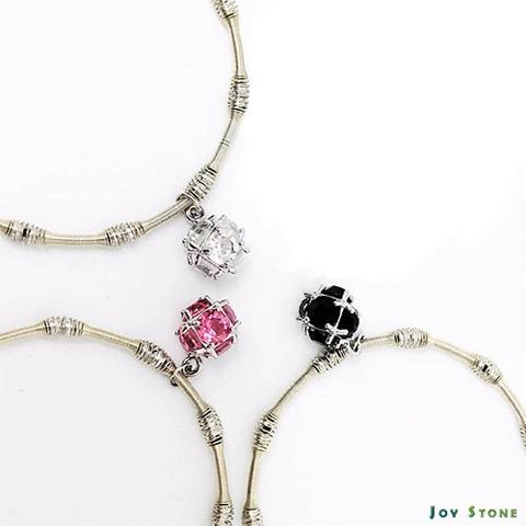 Snowballs Silver Beads Bracelets Colors Option Party Queen