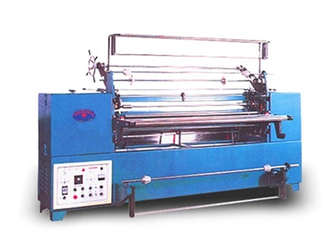 Automatic High Speed Pleating Machine